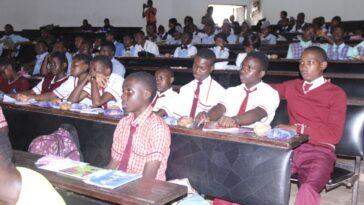 Schooling In Nigeria